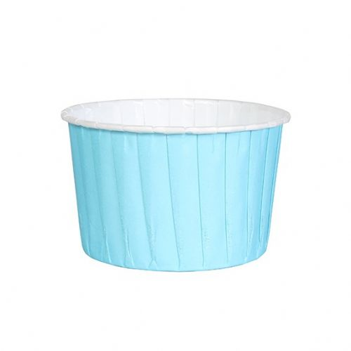 Blue Baking Cups - 24 Pack